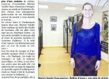 Article La Voix du Nord 16 novembre 2013