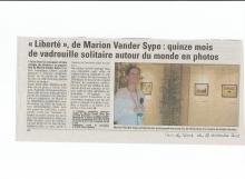 Article La Voix du Nord 29 novembre 2013