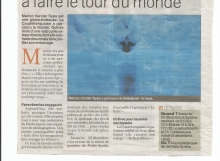 Article Le Phare Dunkerquois 27 novembre 2013