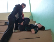 Massage gymnase